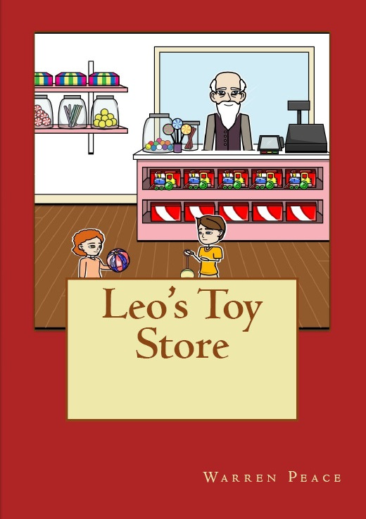 Leo's Toy Store by Warren Peace